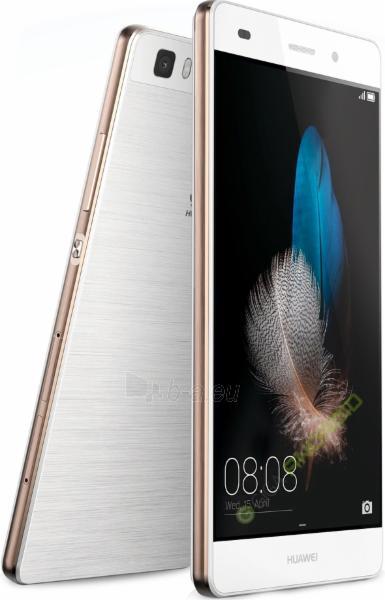Telefonas Huawei P8 Premium 4G Dual Sim 64GB gold EU null Paveikslėlis 1 iš 1 310820001284