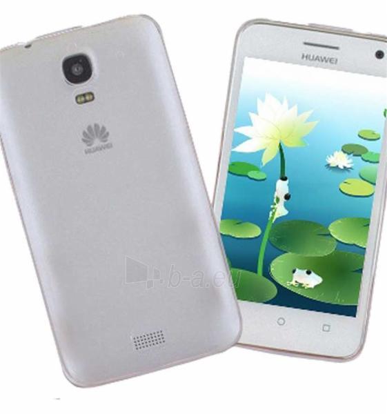 Mobilais telefons Huawei Y3 Y360 3G Dual Sim white DE Paveikslėlis 1 iš 1 310820000732