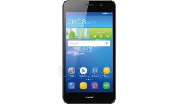 Mobilais telefons Huawei Y6 4G Dual Sim black DE Paveikslėlis 1 iš 1 310820000590