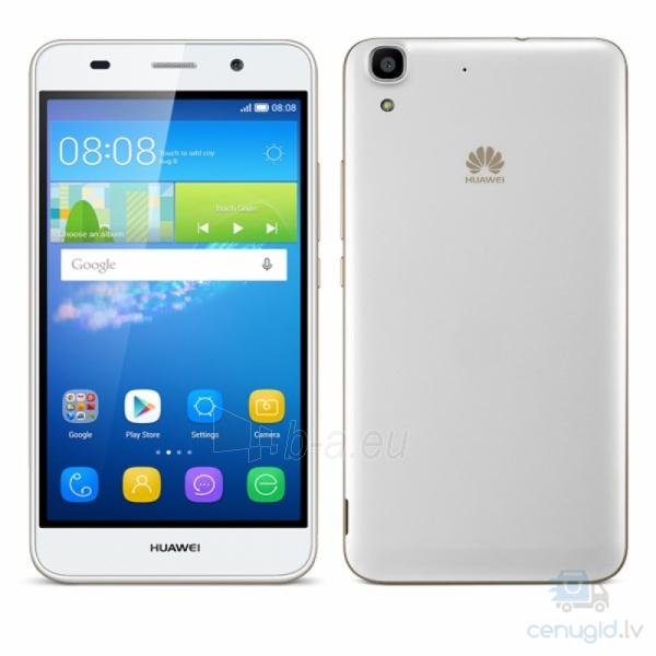 Mobilais telefons Huawei Y6 4G white EU Paveikslėlis 1 iš 1 310820000522