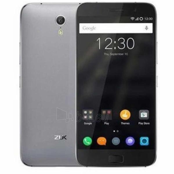 Telefonas Lenovo ZUK Z1 4G 64GB Dual Sim space gray DE Paveikslėlis 1 iš 1 310820001164