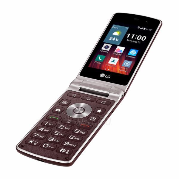 Telefonas LG H410 WINESMART 4G red-black EU null Paveikslėlis 1 iš 1 310820000470