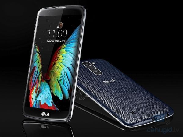Mobilais telefons LG K10 4G 16GB black EU null Paveikslėlis 1 iš 1 310820001420