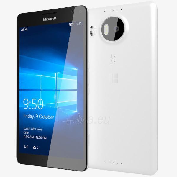 Mobile phone Microsoft 950 Lumia XL 32GB Dual-SIM white EU Paveikslėlis 1 iš 1 310820000865