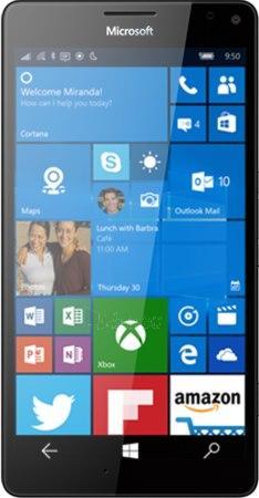 Mobilais telefons Microsoft 950 Lumia XL 32GB white EU null Paveikslėlis 1 iš 1 310820001676