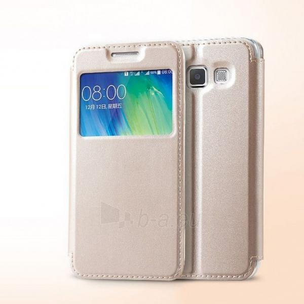 Telefono dangtelis Akumulatori Samsung Galaxy A7 SUN zelts - gold Paveikslėlis 1 iš 1 310820012402