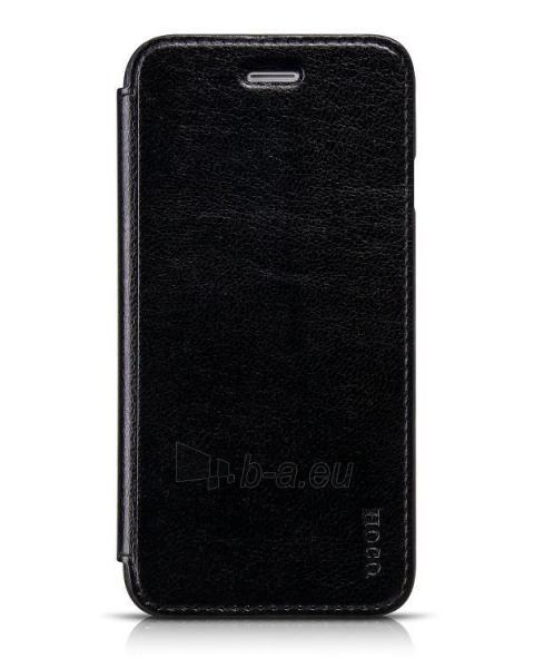 Telefono dėklas Apple iPhone 6 Plus Crystal Series Classic black Paveikslėlis 1 iš 1 310820014125