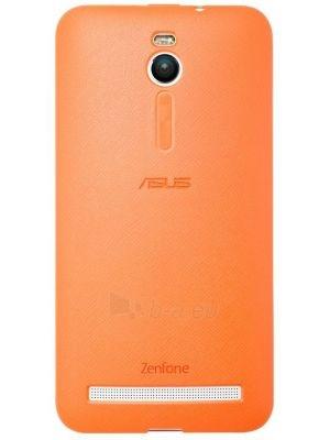 Telefono dėklas Asus ZenFone 2 ZE550ML/ZE551ML Bumper orange Paveikslėlis 1 iš 1 310820013089