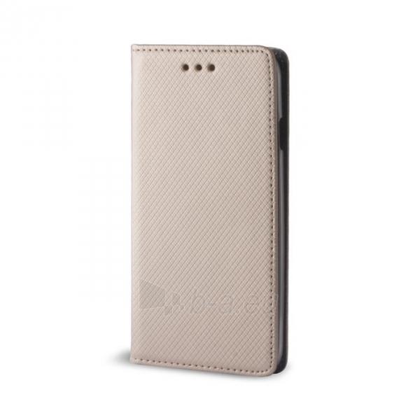 Telefono dėklas GreenGo LG Zero Smart Magnet gold Paveikslėlis 1 iš 1 310820040424