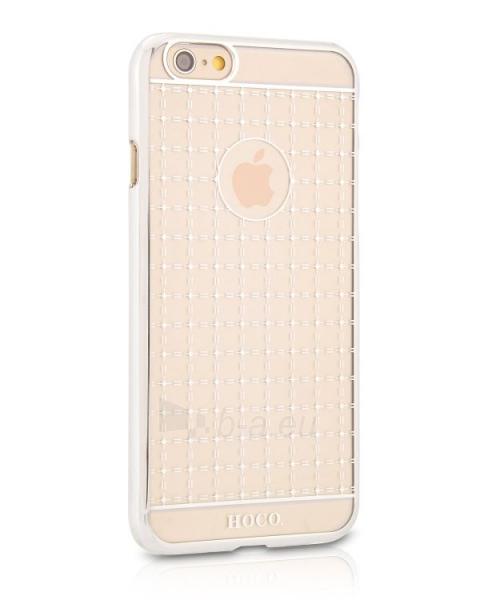Telefono dėklas HOCO Apple iPhone 6 Defender waffle series HI-T033 silver HOCO Paveikslėlis 1 iš 1 310820012861