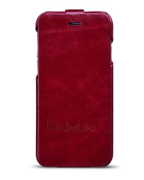 Telefono dėklas HOCO Apple iPhone 6 General Series Flip leather HI-L062 HOCO wine red Paveikslėlis 1 iš 1 310820012814