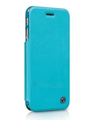 Telefono dėklas HOCO Apple iPhone 6 In.Design PU HI-L063 blue HOCO Paveikslėlis 1 iš 1 310820012846