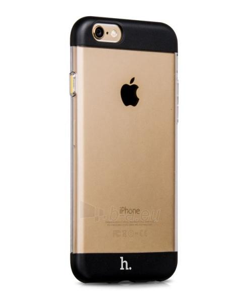 Telefono dėklas HOCO Apple iPhone 6 Juice Series PC+TPU HI-T039 black HOCO Paveikslėlis 1 iš 1 310820012858