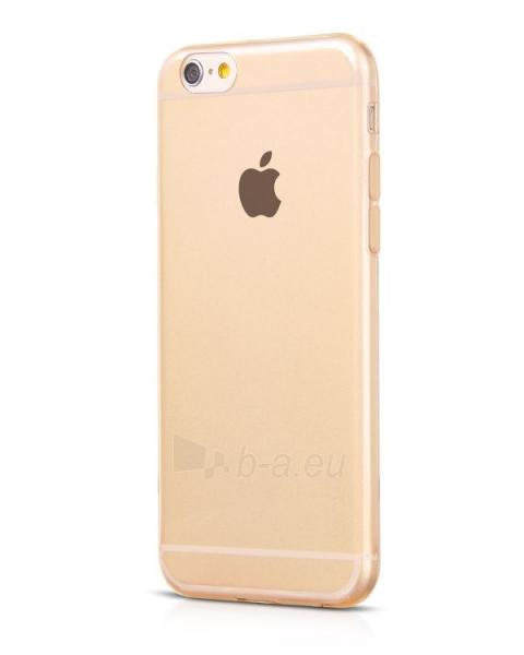 Telefono dėklas HOCO Apple iPhone 6 Plus Light series TPU gold HOCO Paveikslėlis 1 iš 1 310820014169