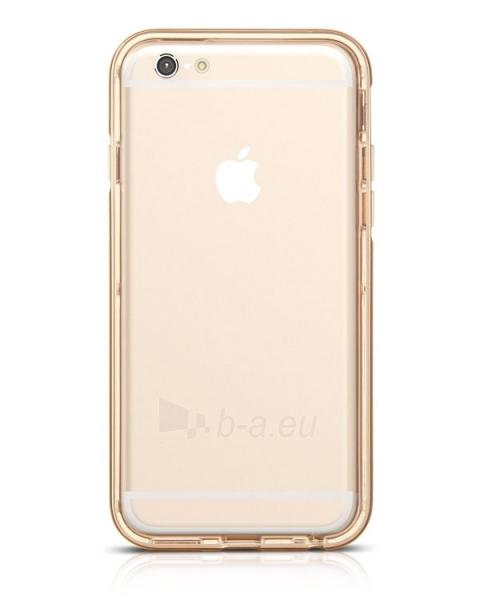 Telefono dėklas HOCO Apple iPhone 6 Steal series PC+TPU HI-T017 gold HOCO Paveikslėlis 1 iš 1 310820014161