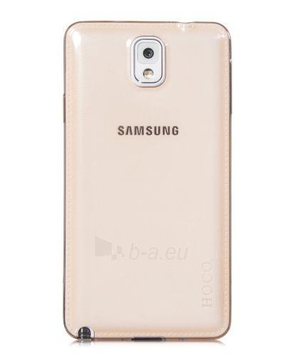 Telefono dėklas HOCO Samsung N910 Galaxy Note 4 Light Series TPU HS-L098 gold HOCO Paveikslėlis 1 iš 1 310820012841