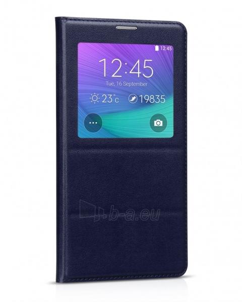 Telefono dėklas HOCO Samsung N910 Galaxy Note 4 Original Series HS-L099 blue HOCO Paveikslėlis 1 iš 1 310820012837