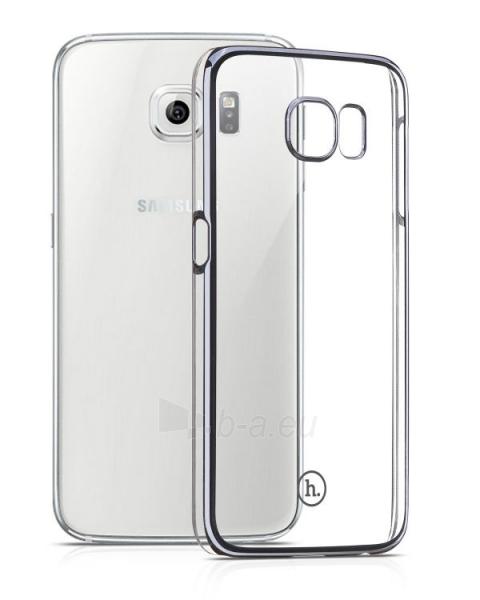 Telefono dėklas HOCO Samsung S6 G920 Defender series PC gray HOCO Paveikslėlis 1 iš 1 310820013051