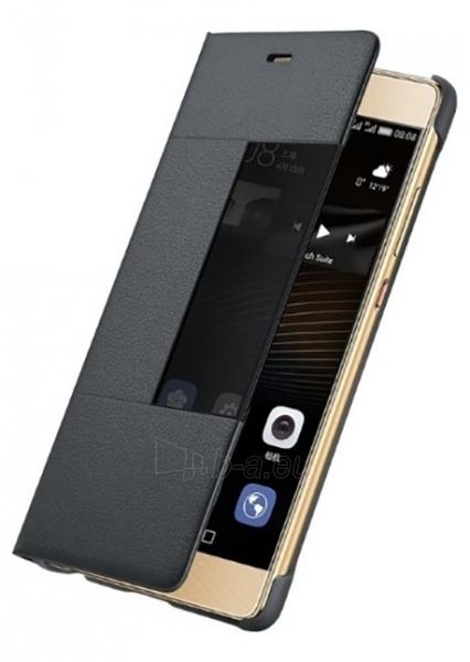 Telefono dėklas HUAWEI Smart Cover for Huawei P9 Plus (Gray) Paveikslėlis 1 iš 3 310820016230