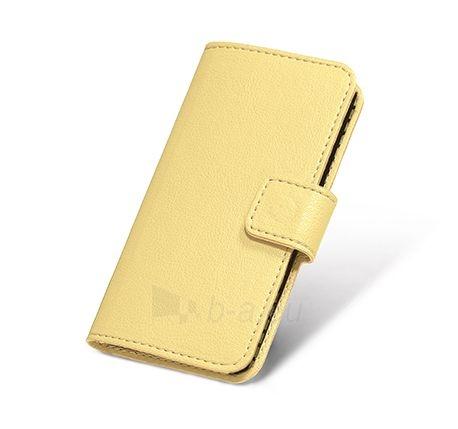 Telefono dėklas Just5 BLASTER mini sox BOOKLET white Paveikslėlis 1 iš 1 310820012991