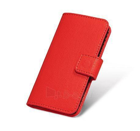 Telefono dėklas Just5 Spacer2sBlasterBlaster2 Wallet Folio red Paveikslėlis 1 iš 1 310820013152