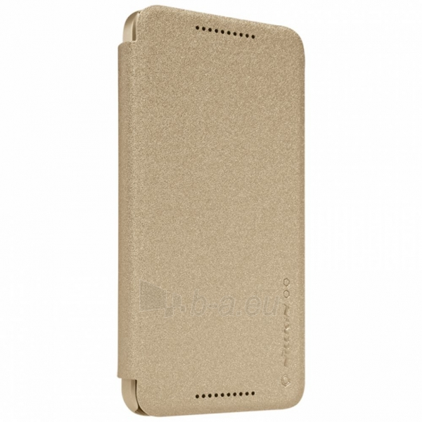 Telefono dėklas Nillkin Sparkle Leather Case for LG Nexus 5x zelts - gold Paveikslėlis 1 iš 1 310820013101