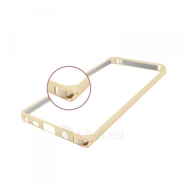 Telefono dėklas Qoltec Aluminum case for Samsung Note 5   silver Paveikslėlis 3 iš 5 310820011353