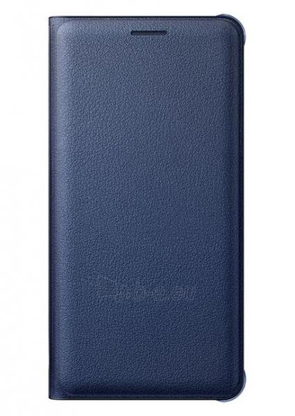 Telefono dėklas Samsung A3 (2016) A310 Flip Wallet (PU) EF-WA310PBEGWW black Paveikslėlis 1 iš 1 310820041693