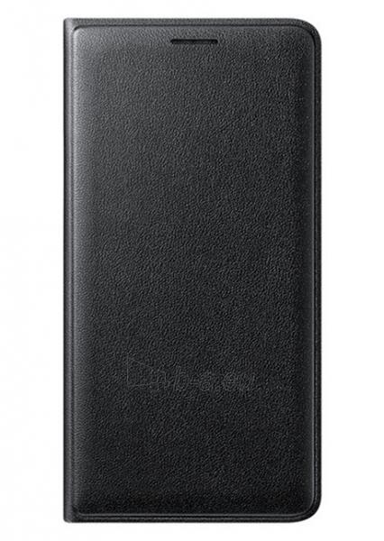 Telefono dėklas Samsung Flip cover for Galaxy J3 J320 (Black) Paveikslėlis 1 iš 3 310820016120