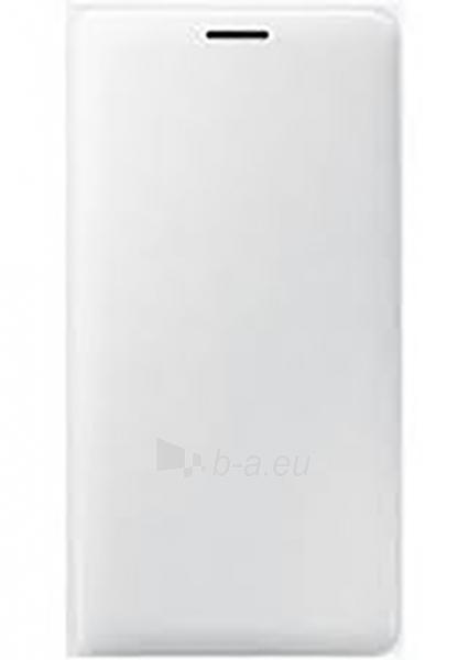 Telefono dėklas Samsung Flip cover for Galaxy J5 (2016) J510 (White) Paveikslėlis 1 iš 1 310820016191