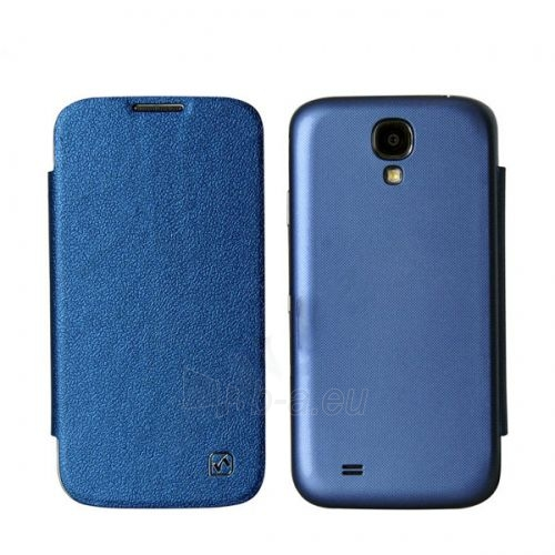 Telefono dėklas Samsung i9500 Galaxy S4 Original series HS-L033 HOCO zils - blue Paveikslėlis 1 iš 1 310820039848