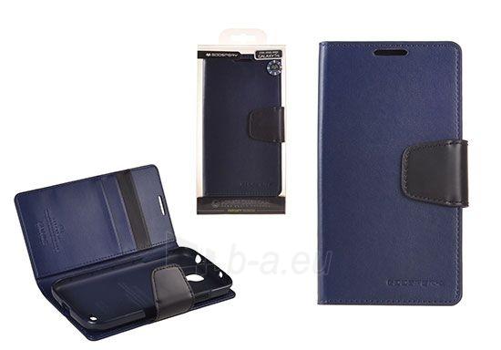 Telefono dėklas Telone Mercury Sonata Diary Cover SAM J500F GALAXY J5 NAVY Paveikslėlis 1 iš 1 310820013128