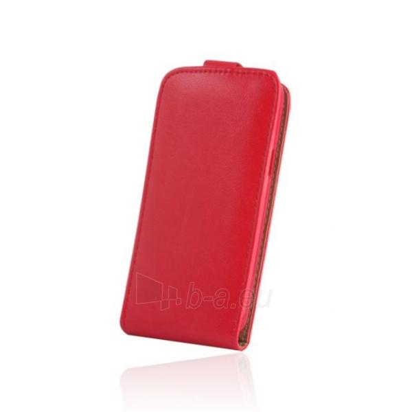 Telefono dėklas Telone Samsung I9060 Galaxy Grand Neo Sligo Plus red Paveikslėlis 1 iš 1 310820039998