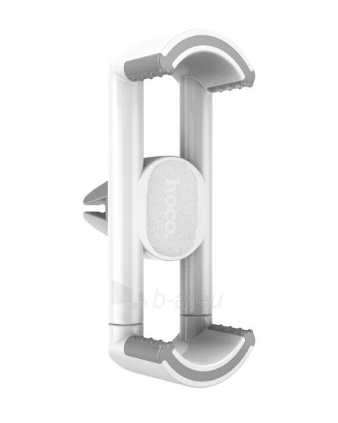 Telefono laikiklis HOCO CPH08 Fresh Auto Holder HOCO balts - white Paveikslėlis 1 iš 1 310820014219