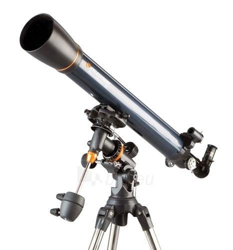 Teleskopas Celestron AstroMaster 90EQ Paveikslėlis 1 iš 1 251540100092