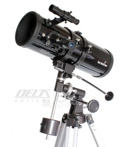 Teleskopas Sky-Watcher (Synta) SK1141EQ1 Paveikslėlis 1 iš 1 251540100027