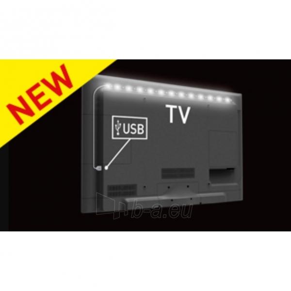 Televizoriaus apšvietimas BARKAN L5 TV, baltos spalvos šviesa Paveikslėlis 1 iš 3 310820044300