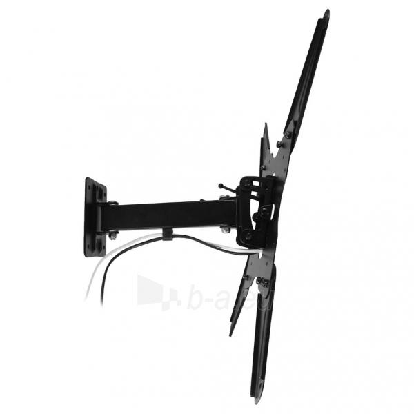 Televizoriaus laikiklis ART AR-68 for LCD/LED / Plasma 23-55 30kg vertical/h Paveikslėlis 3 iš 9 310820037568
