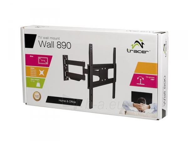 Televizoriaus laikiklis Tracer Wall 890 32-55 Sieninis Paveikslėlis 6 iš 7 250226200566