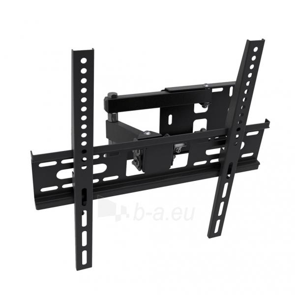 Televizoriaus laikilis ART Holder AR-53 22-55 for LCD/LED black 35KG vertical and level adjustment Paveikslėlis 1 iš 3 310820048362