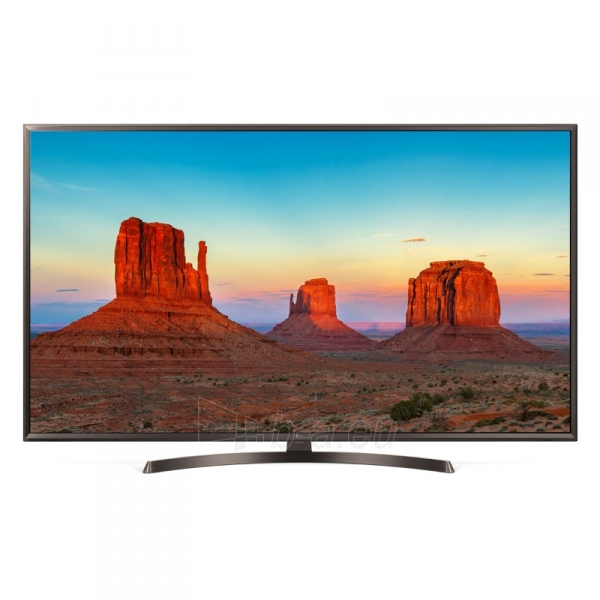 Televizorius 43UK6400 Paveikslėlis 1 iš 3 310820163548
