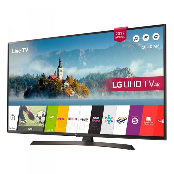 Televizorius LG 43UJ634V Paveikslėlis 2 iš 4 310820144135