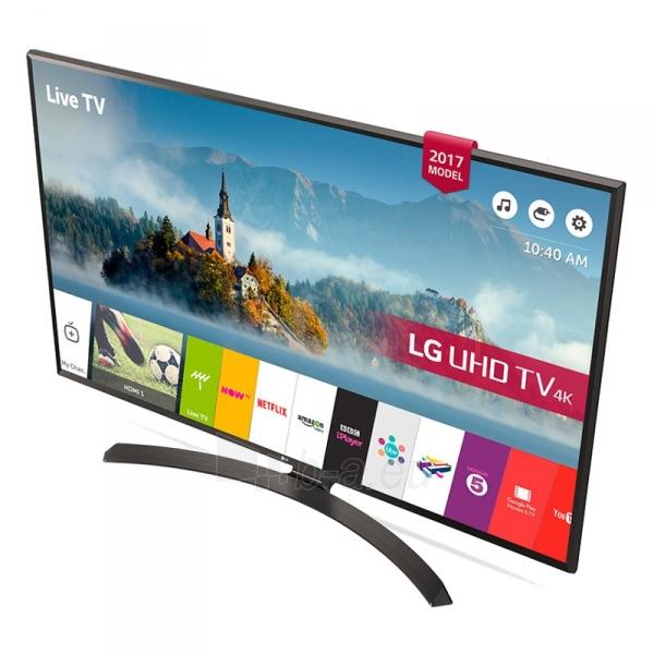 Televizorius LG 43UJ634V Paveikslėlis 3 iš 4 310820144135