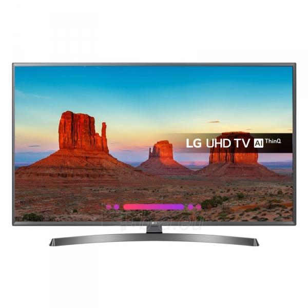 Televizorius LG 50UK6750 Paveikslėlis 1 iš 5 310820144583