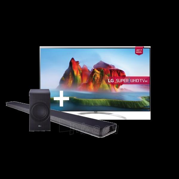 Televizorius LG 65SJ850V Paveikslėlis 2 iš 5 310820135329