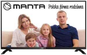 Televizorius Manta 32LHA59L Paveikslėlis 1 iš 3 310820165578
