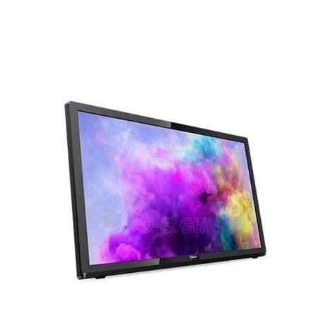 """TV Philips 22PFS5303/12 22"""" (55 cm), Full HD Ultra Slim LED, 1920 x 1080 pixels, DVB T/C/T2/T2-HD/S/S2, Black Paveikslėlis 2 iš 2 310820135656"""