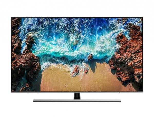 Televizorius Samsung UE49NU8002TXXH Paveikslėlis 1 iš 4 310820151570