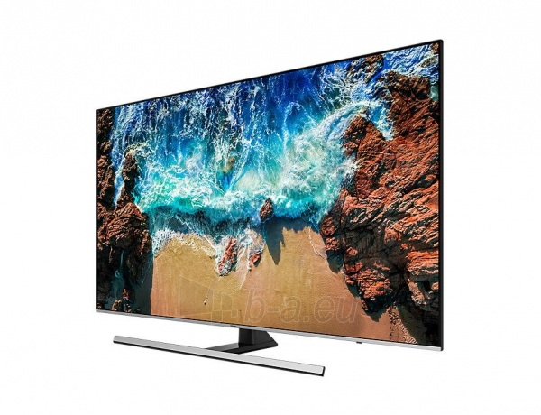 Televizorius Samsung UE49NU8002TXXH Paveikslėlis 2 iš 4 310820151570