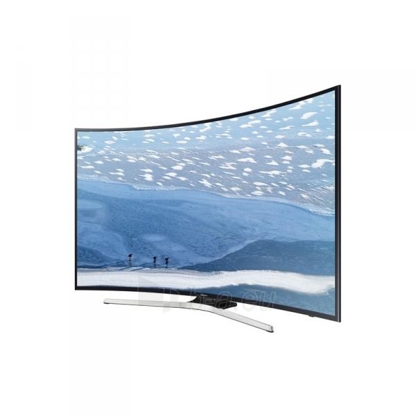 Televizorius Samsung UE55KU6172UXXH Paveikslėlis 1 iš 4 310820023485